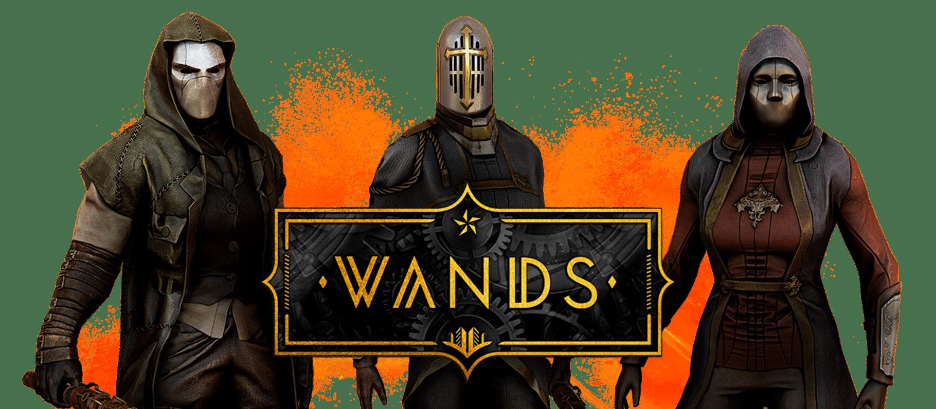 buy Wands cd key for all platform