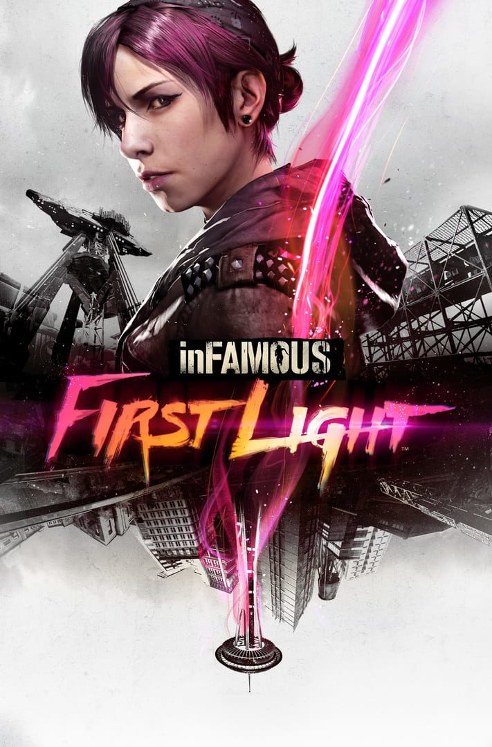 buy Infamous: First Light cd key for all platform