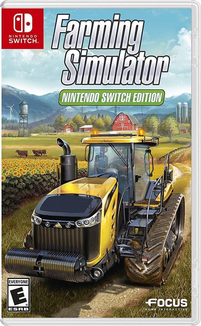 buy Farming Simulator: Nintendo Switch Edition cd key for all platform
