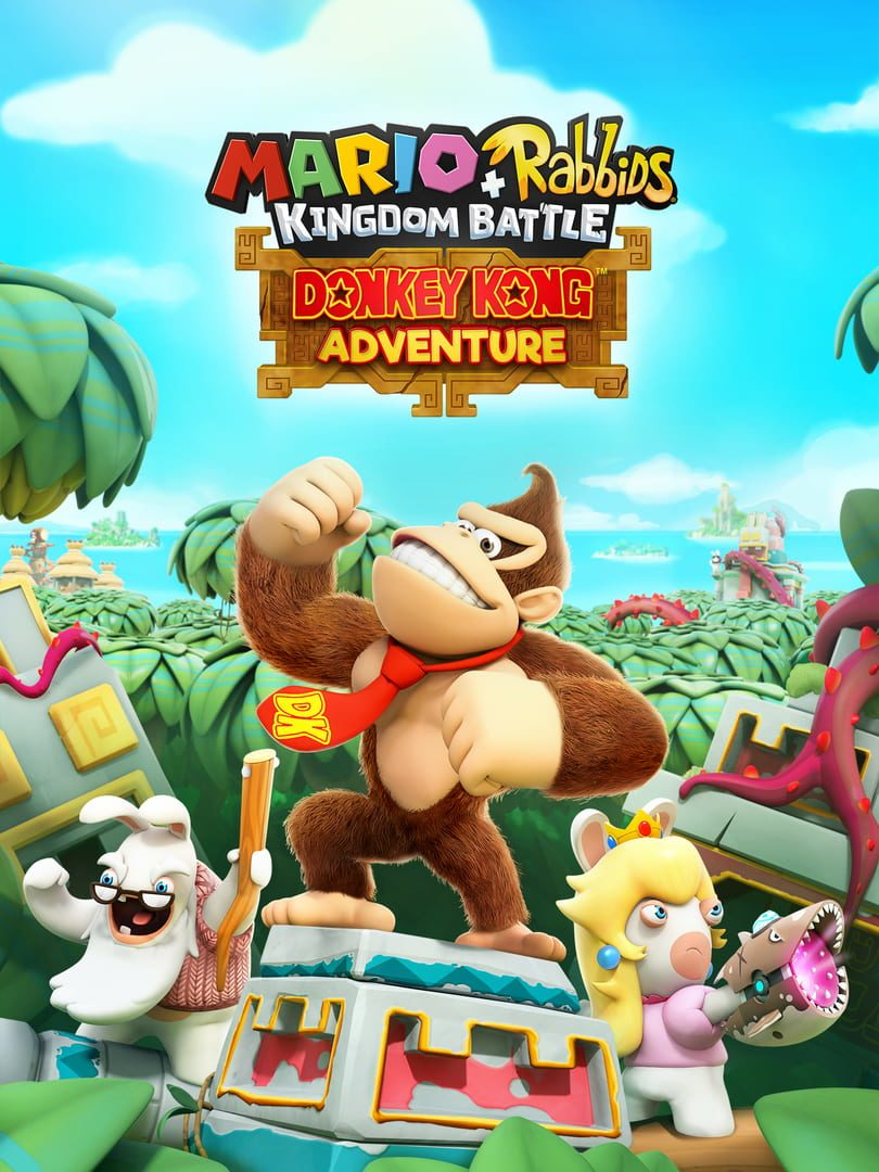buy Mario + Rabbids Kingdom Battle: Donkey Kong Adventure cd key for all platform