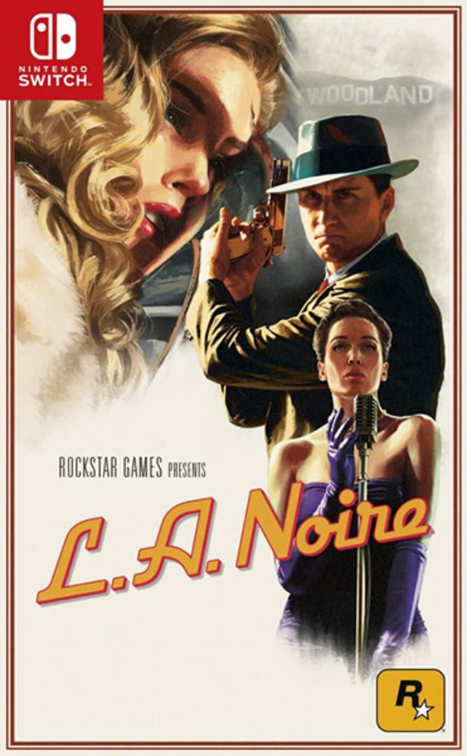 buy L.A. Noire for the Nintendo Switch cd key for all platform