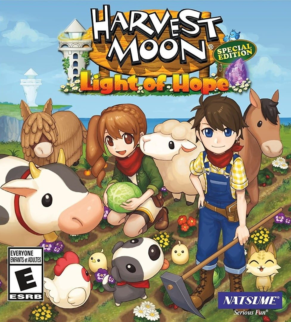 buy Harvest Moon: Light of Hope Special Edition cd key for all platform