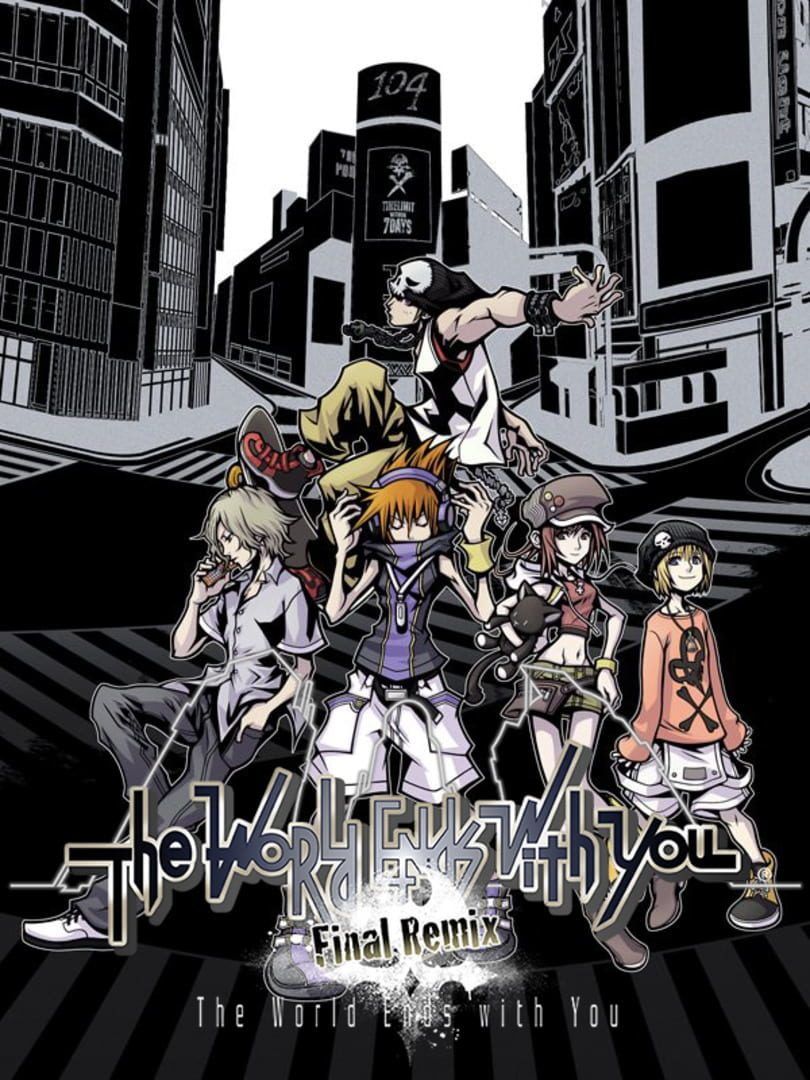 buy The World Ends With You: Final Remix cd key for psn platform
