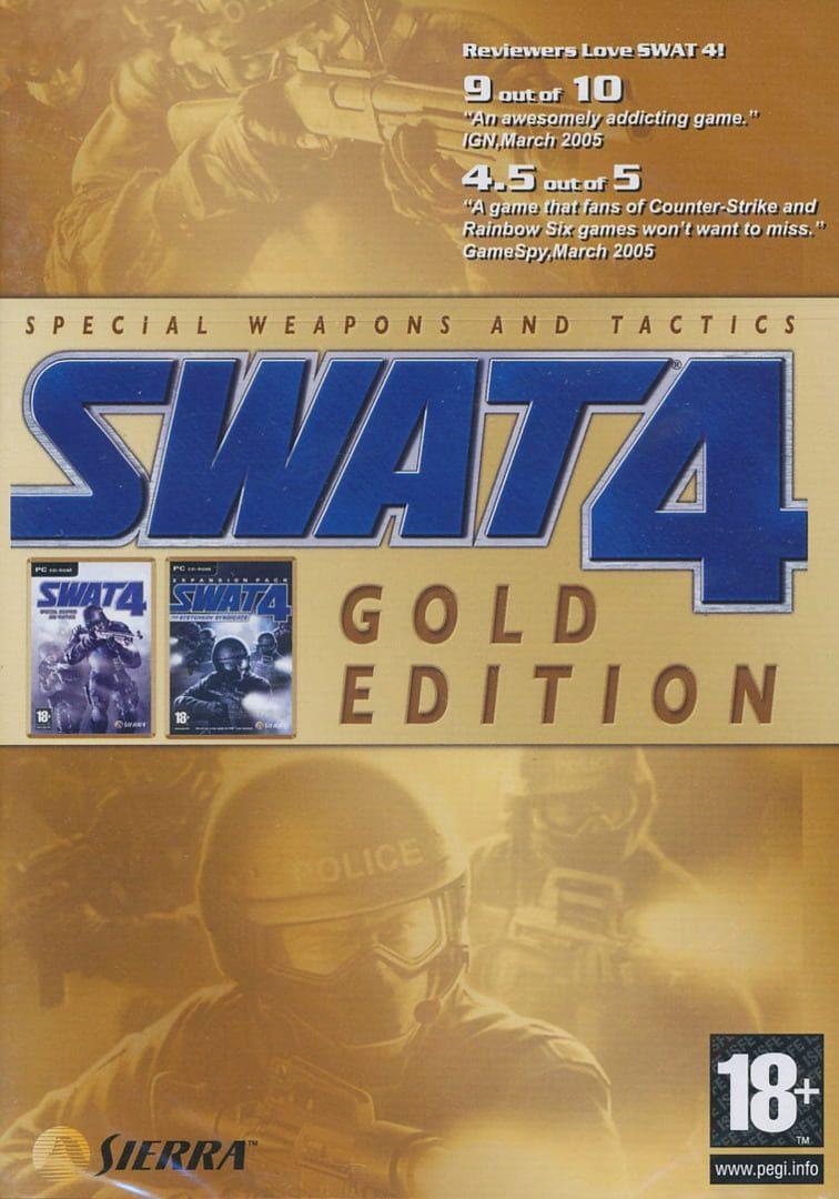 buy SWAT 4: Gold Edition cd key for pc platform