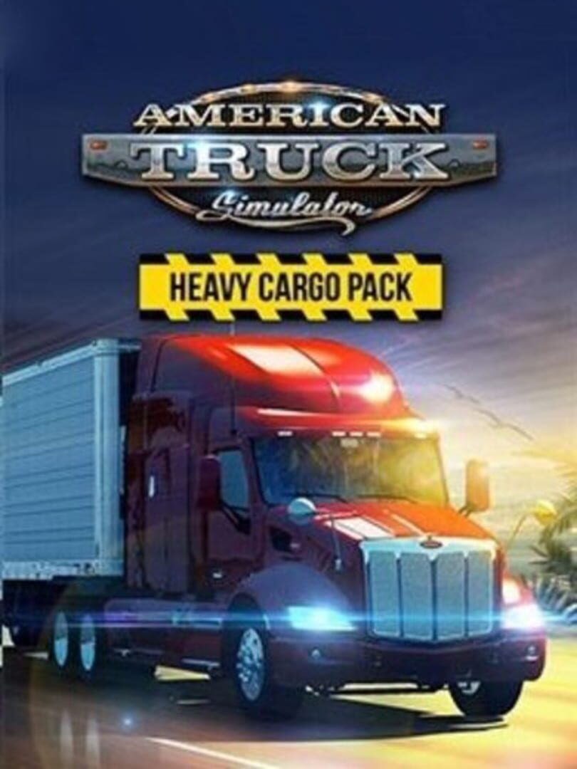 buy American Truck Simulator - Heavy Cargo Pack cd key for pc platform