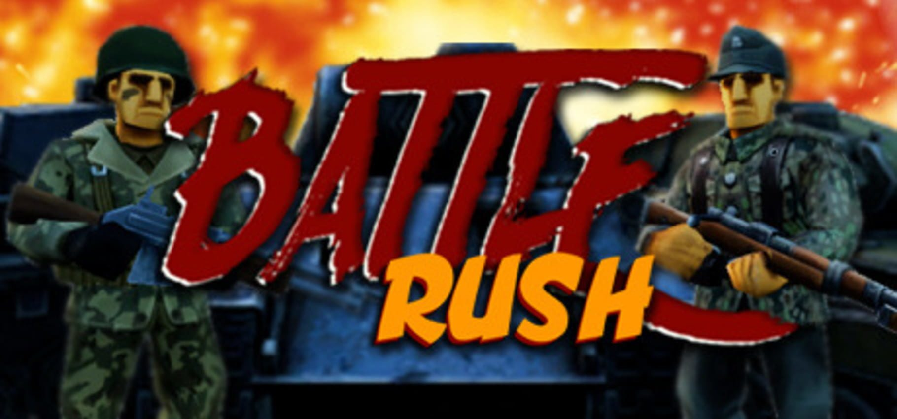 buy BattleRush cd key for pc platform