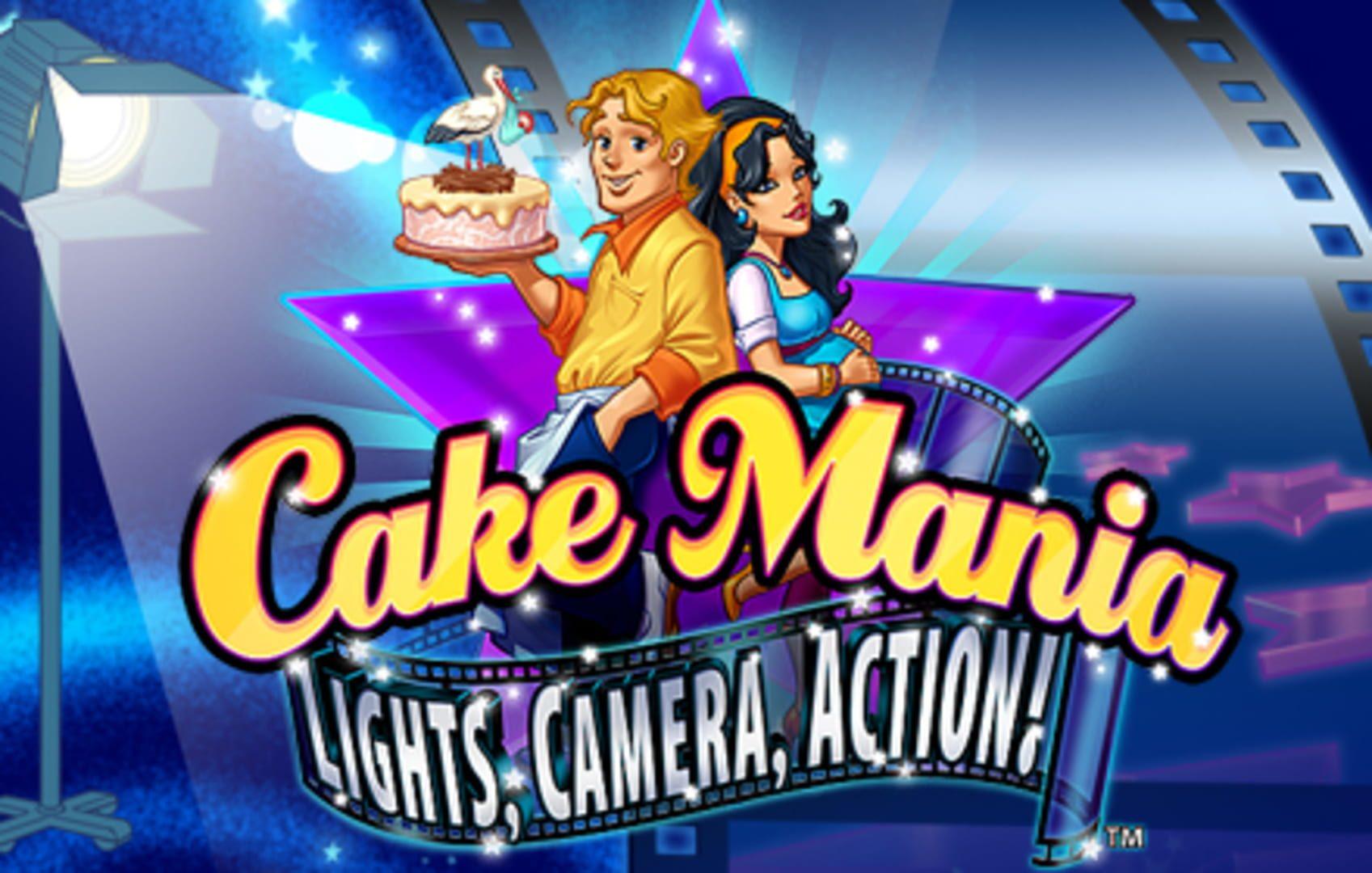 buy Cake Mania: Lights, Camera, Action! cd key for all platform