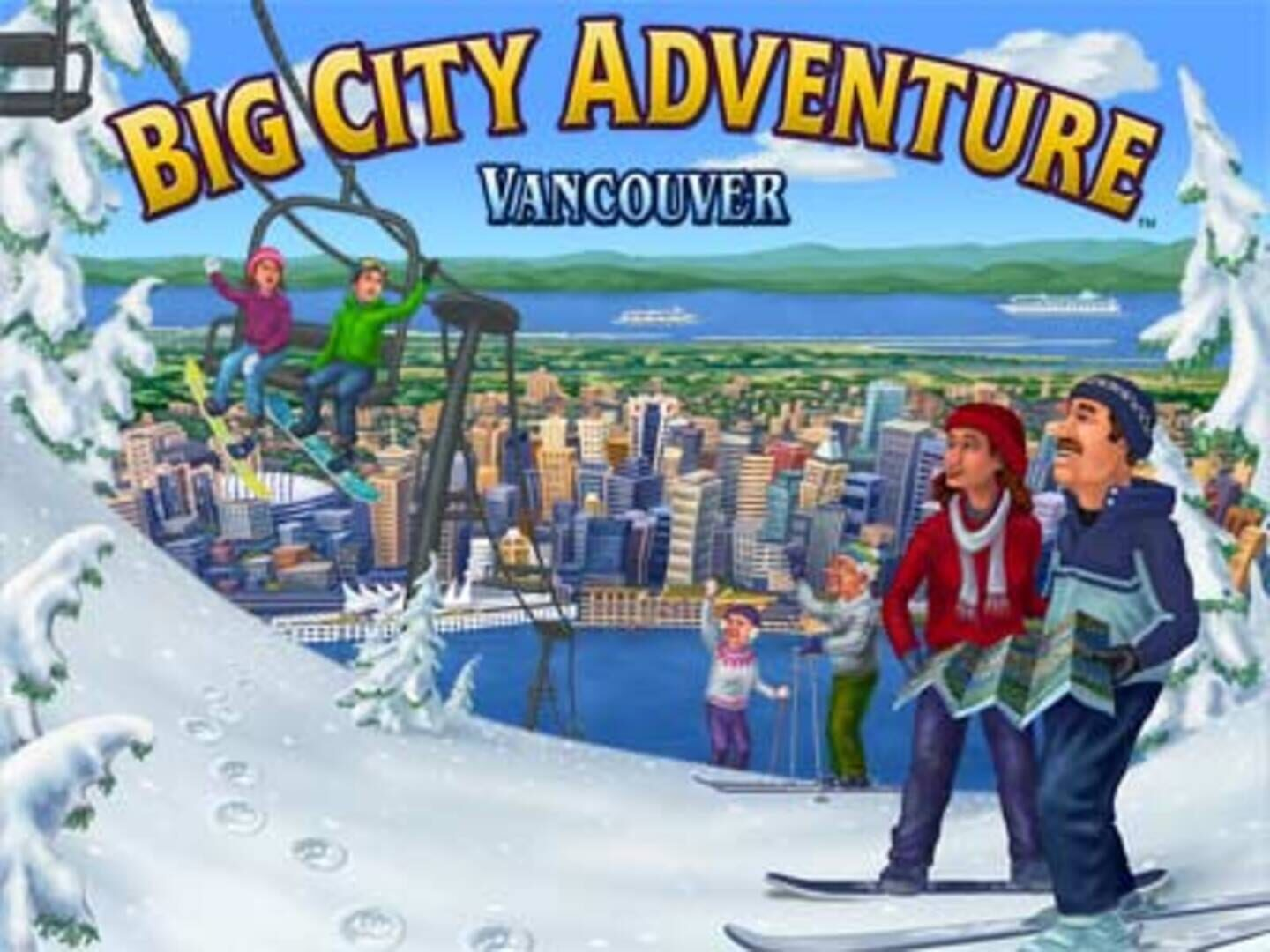 buy Big City Adventure: Vancouver cd key for all platform