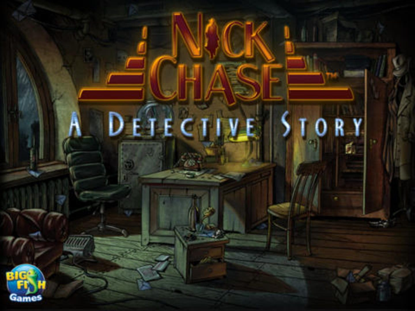 buy Nick Chase a Detective Story cd key for pc platform