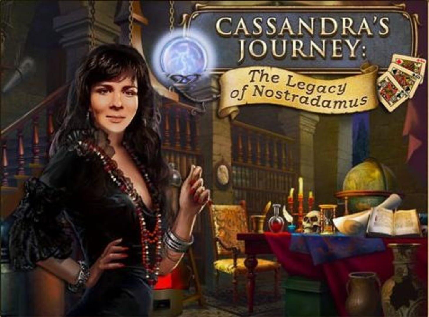buy Cassandra's Journey: The Legacy of Nostradamus cd key for all platform
