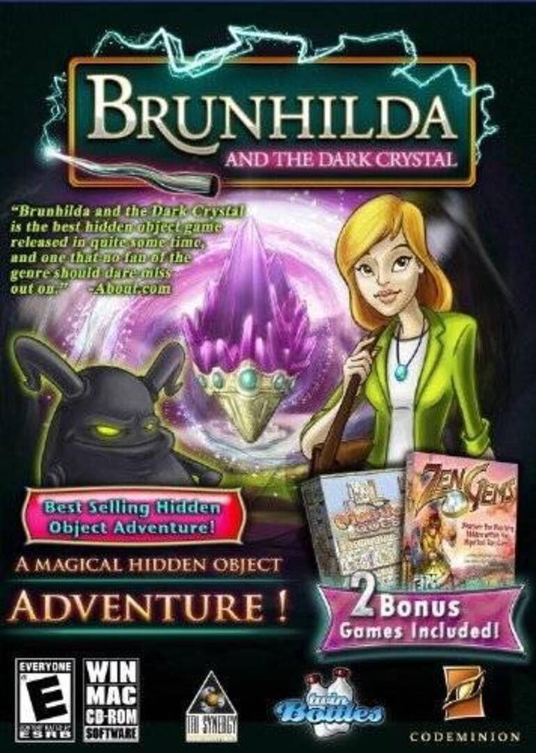 buy Brunhilda and the Dark Crystal cd key for all platform