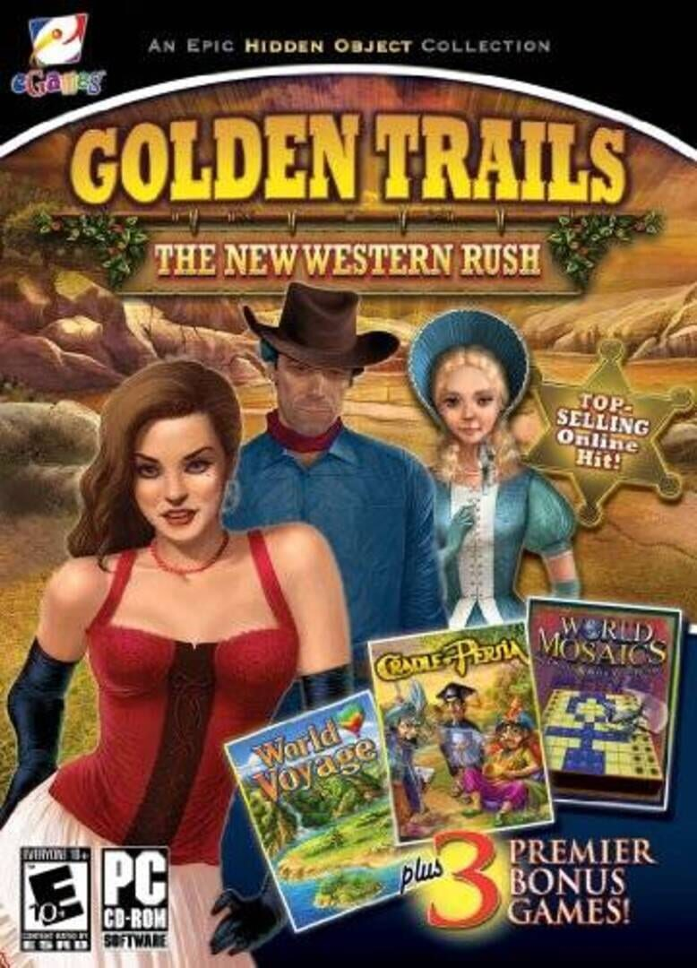 buy Golden Trails: The New Western Rush cd key for all platform
