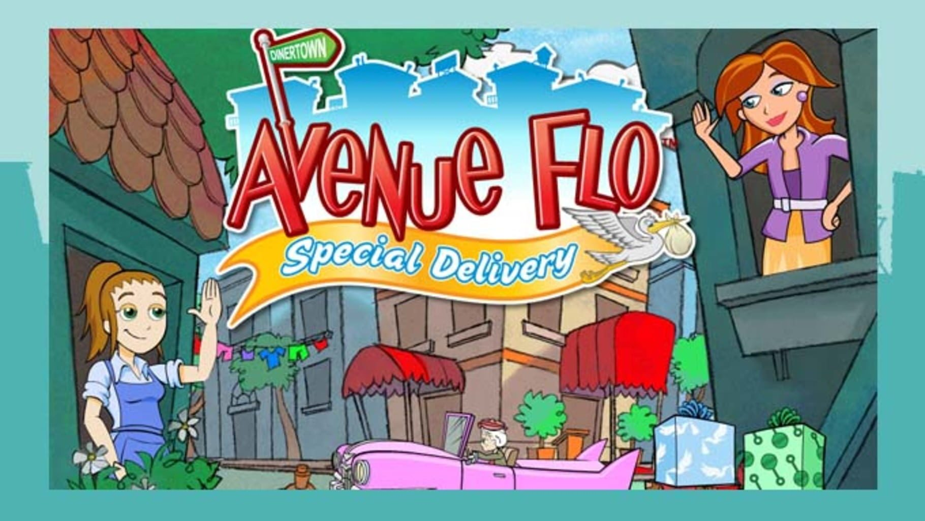 buy Avenue Flo: Special Delivery cd key for all platform