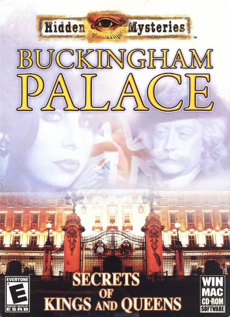 buy Hidden Mysteries: Buckingham Palace cd key for all platform