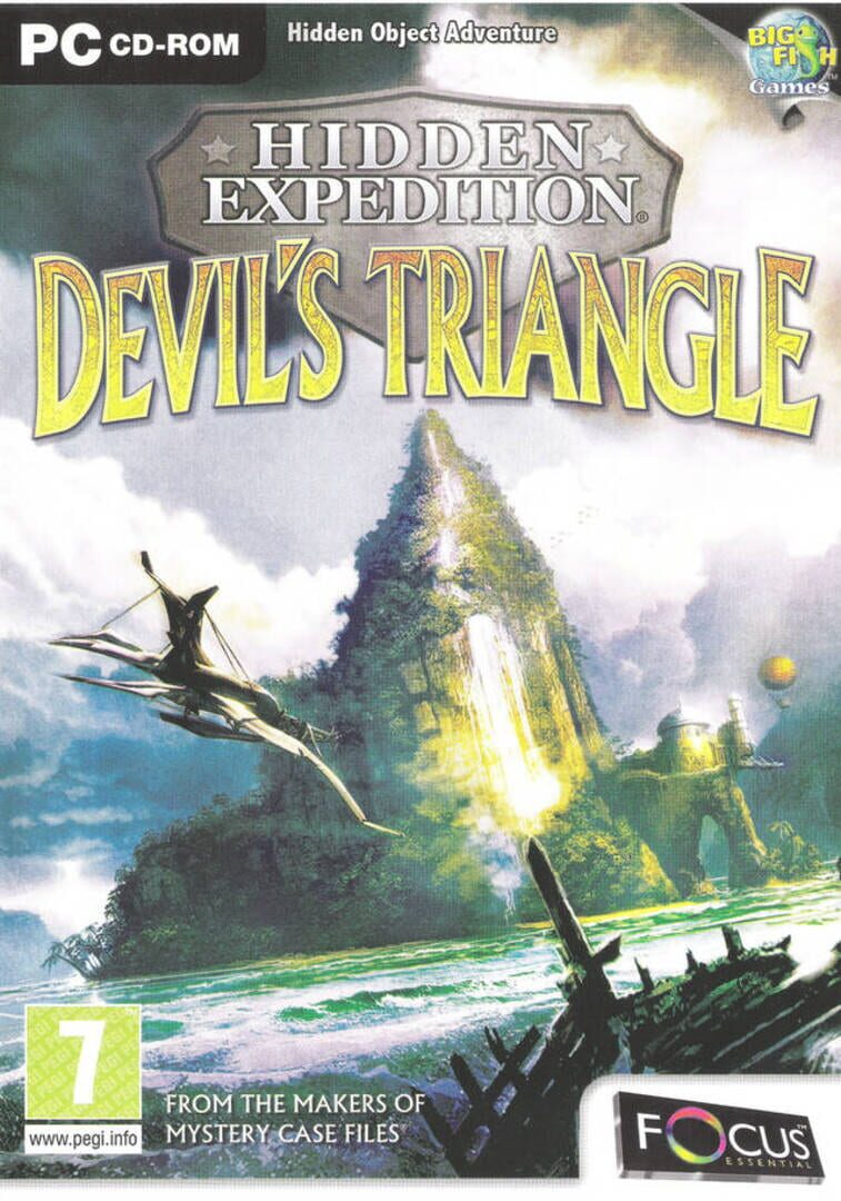 buy Hidden Expedition: Devil's Triangle cd key for all platform