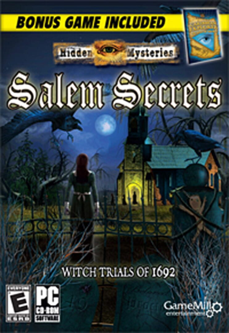 buy Hidden Mysteries: Salem Secrets cd key for all platform