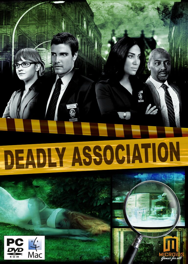 buy Deadly Association cd key for all platform