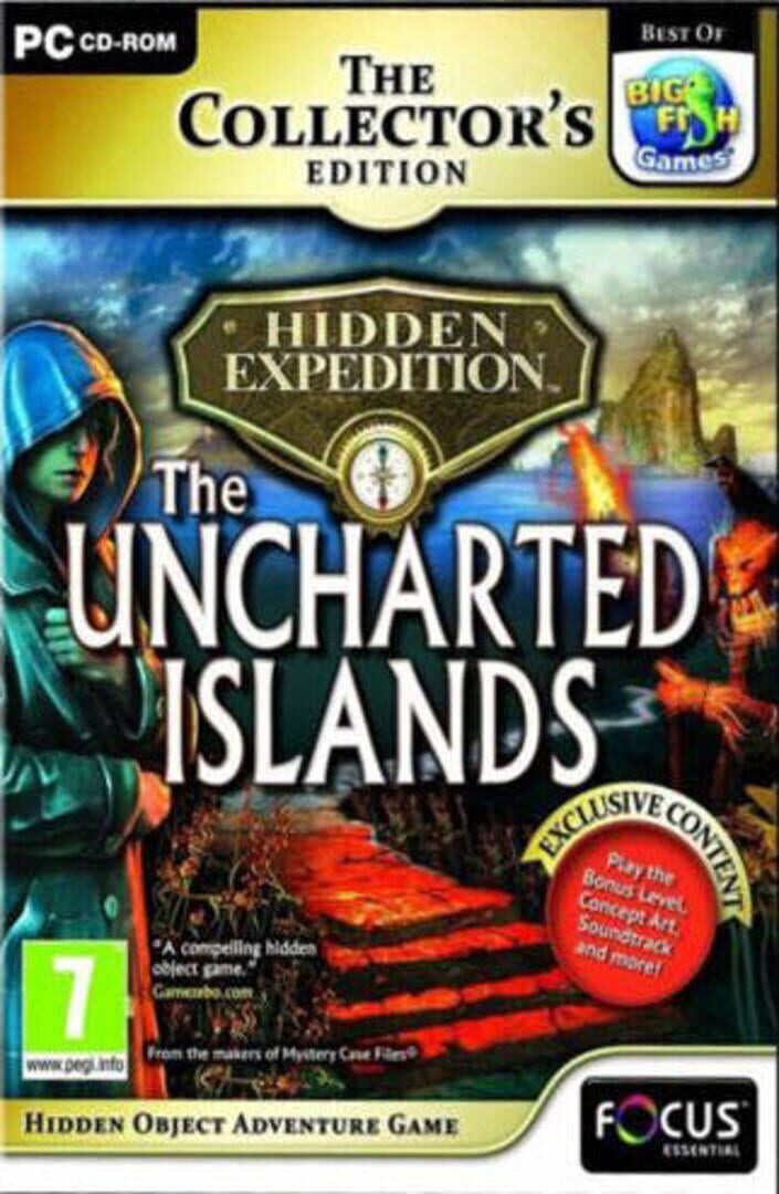 buy Hidden Expedition: The Uncharted Islands cd key for all platform