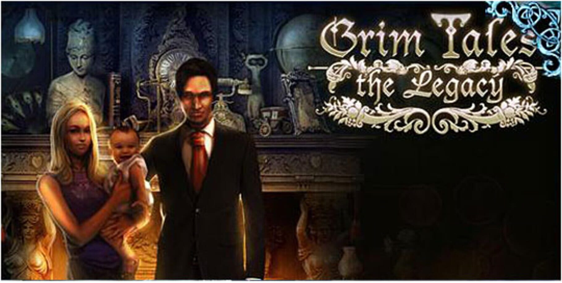 buy Grim Tales: The Legacy cd key for all platform