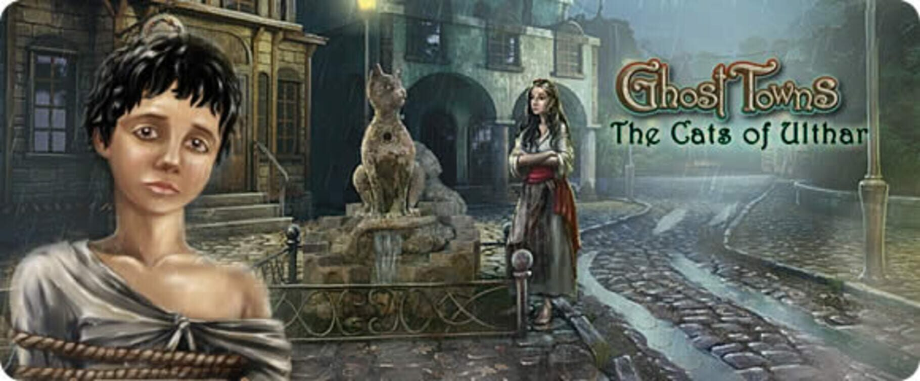 buy Ghost Towns: Cats of Ulthar cd key for all platform