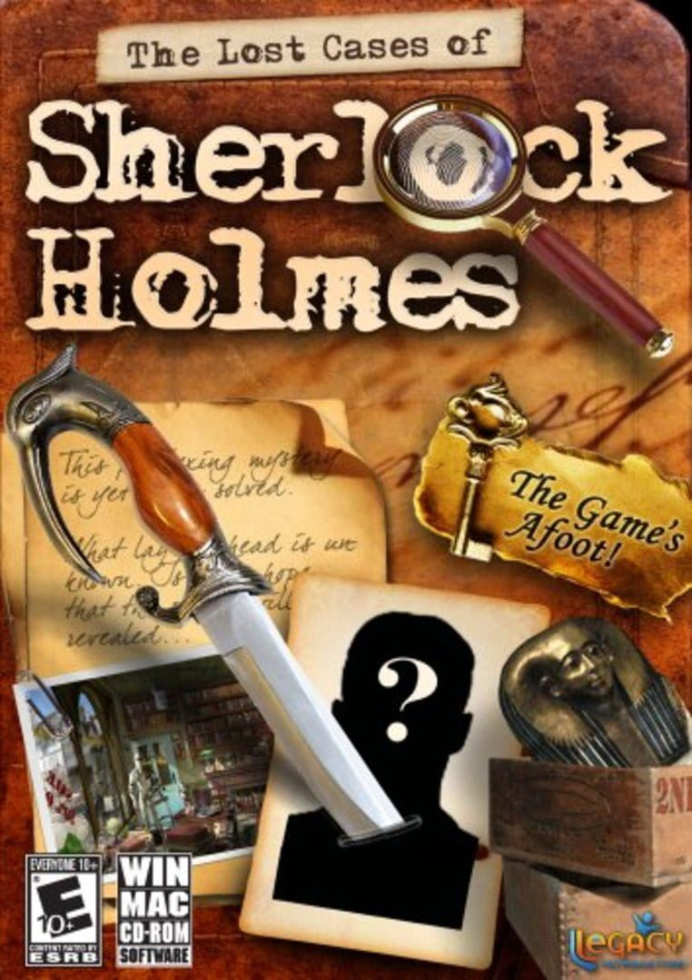 buy The Lost Cases of Sherlock Holmes cd key for all platform