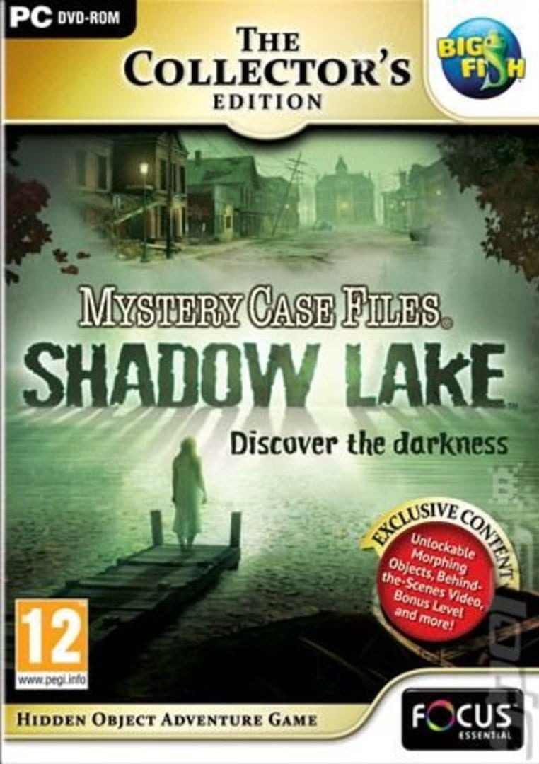 buy Mystery Case Files: Shadow Lake cd key for all platform