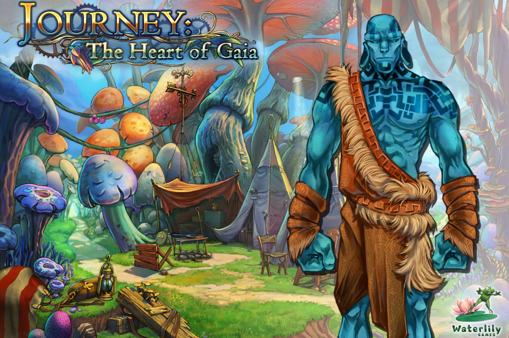 buy Journey - The Heart of Gaia cd key for all platform
