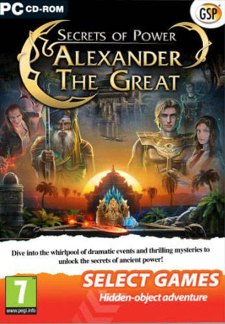buy Alexander the Great: Secrets of Power cd key for all platform