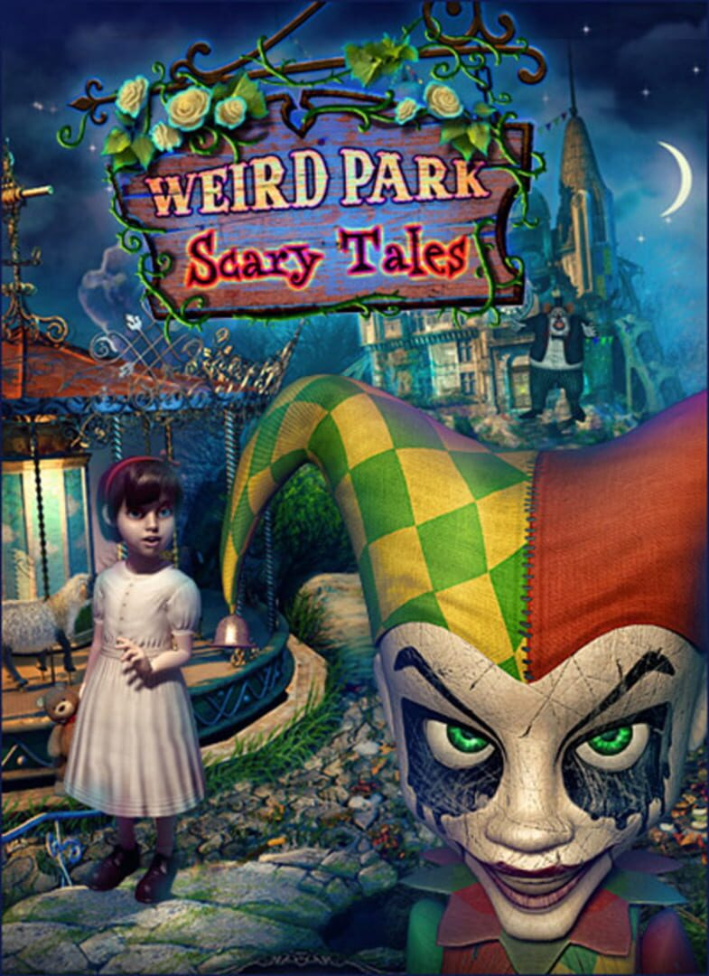 buy Weird Park: Scary Tales cd key for all platform