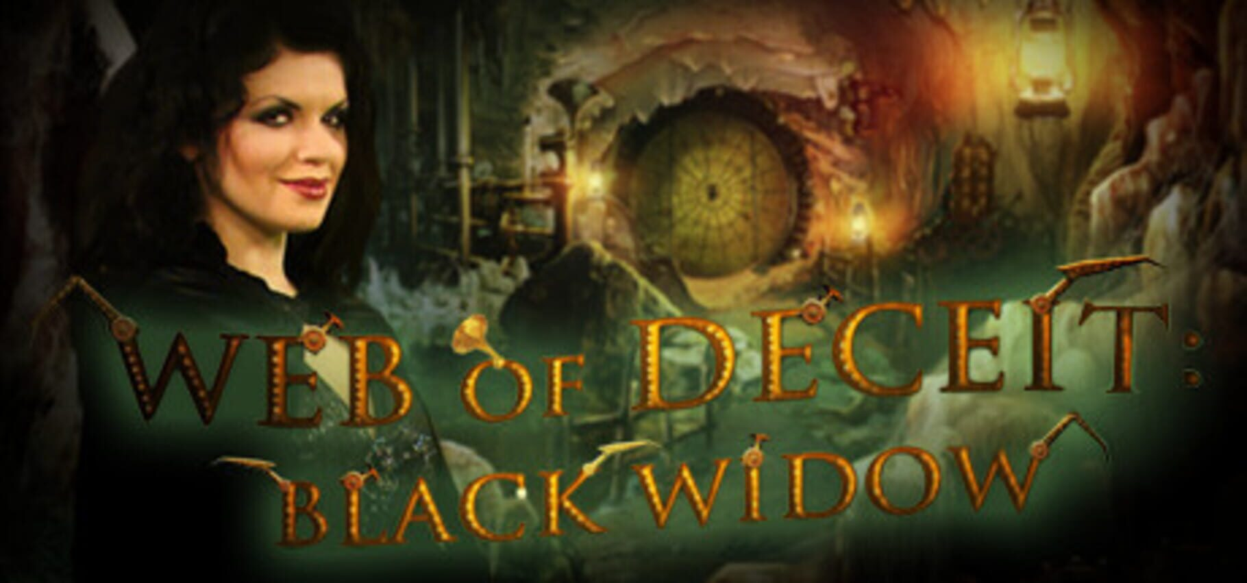 buy Web of Deceit: Black Widow cd key for xbox platform