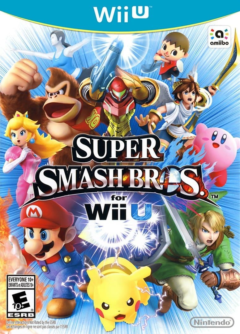 buy Super Smash Bros. for Wii U cd key for all platform