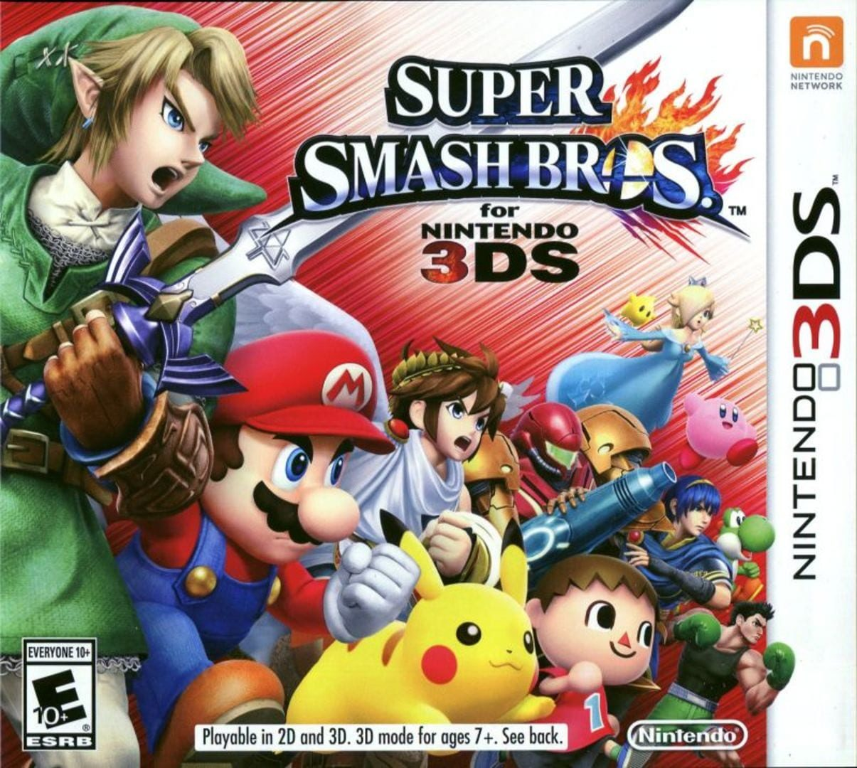 buy Super Smash Bros. for Nintendo 3DS cd key for all platform