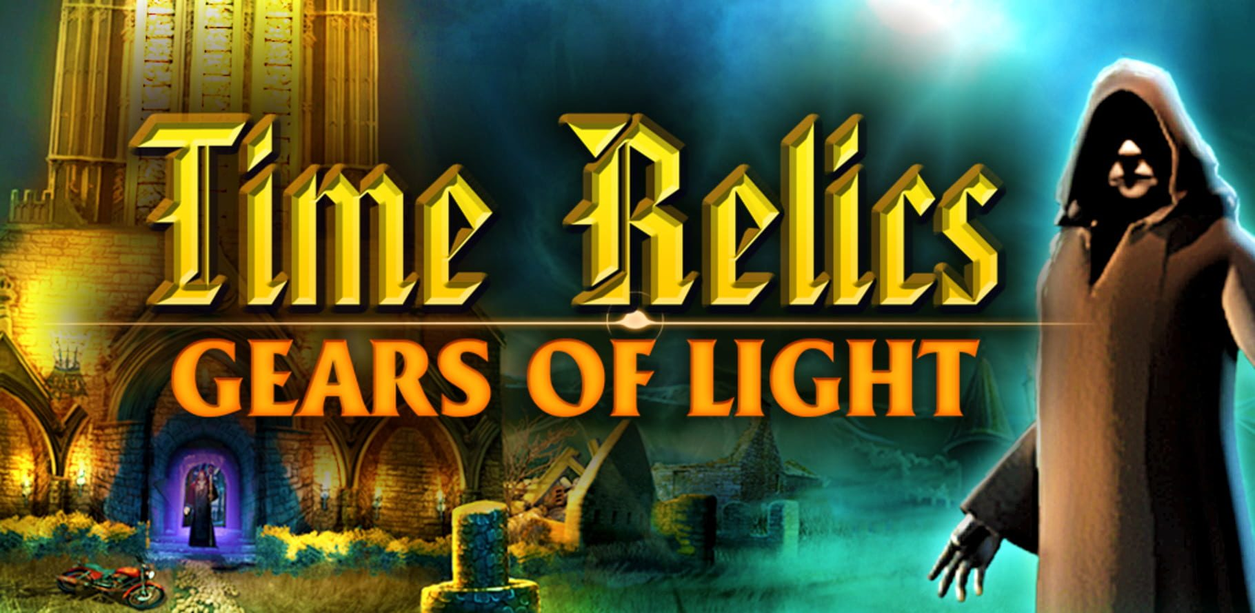 buy Time Relics: Gears of Light cd key for all platform
