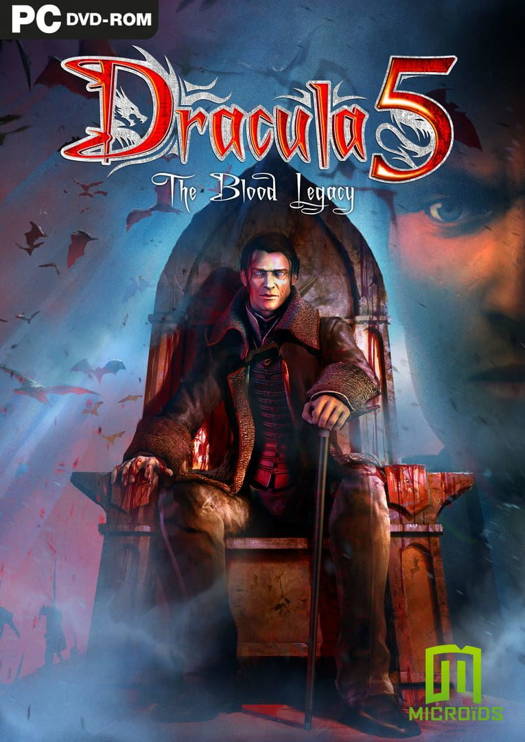buy Dracula 5: The Blood Legacy cd key for pc platform