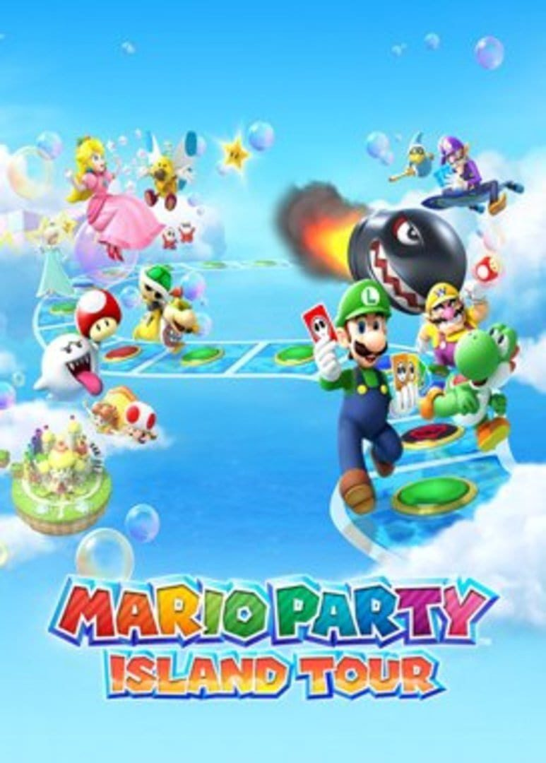 buy Mario Party Island Tour cd key for nintendo platform