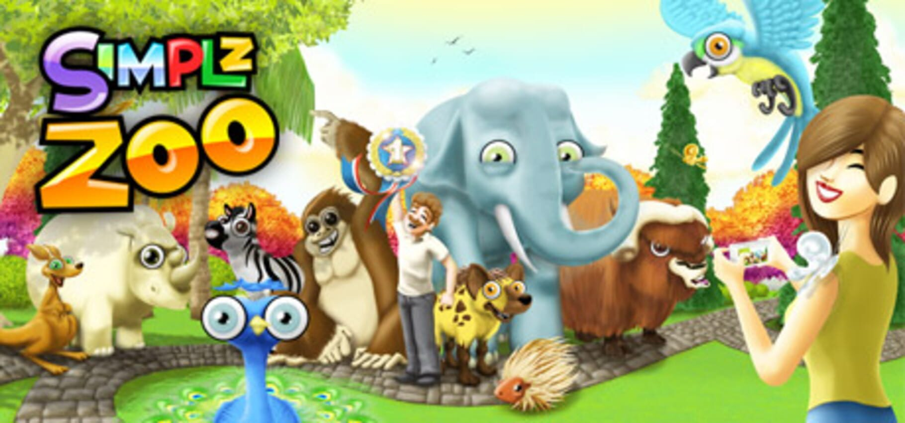 buy Simplz Zoo cd key for all platform