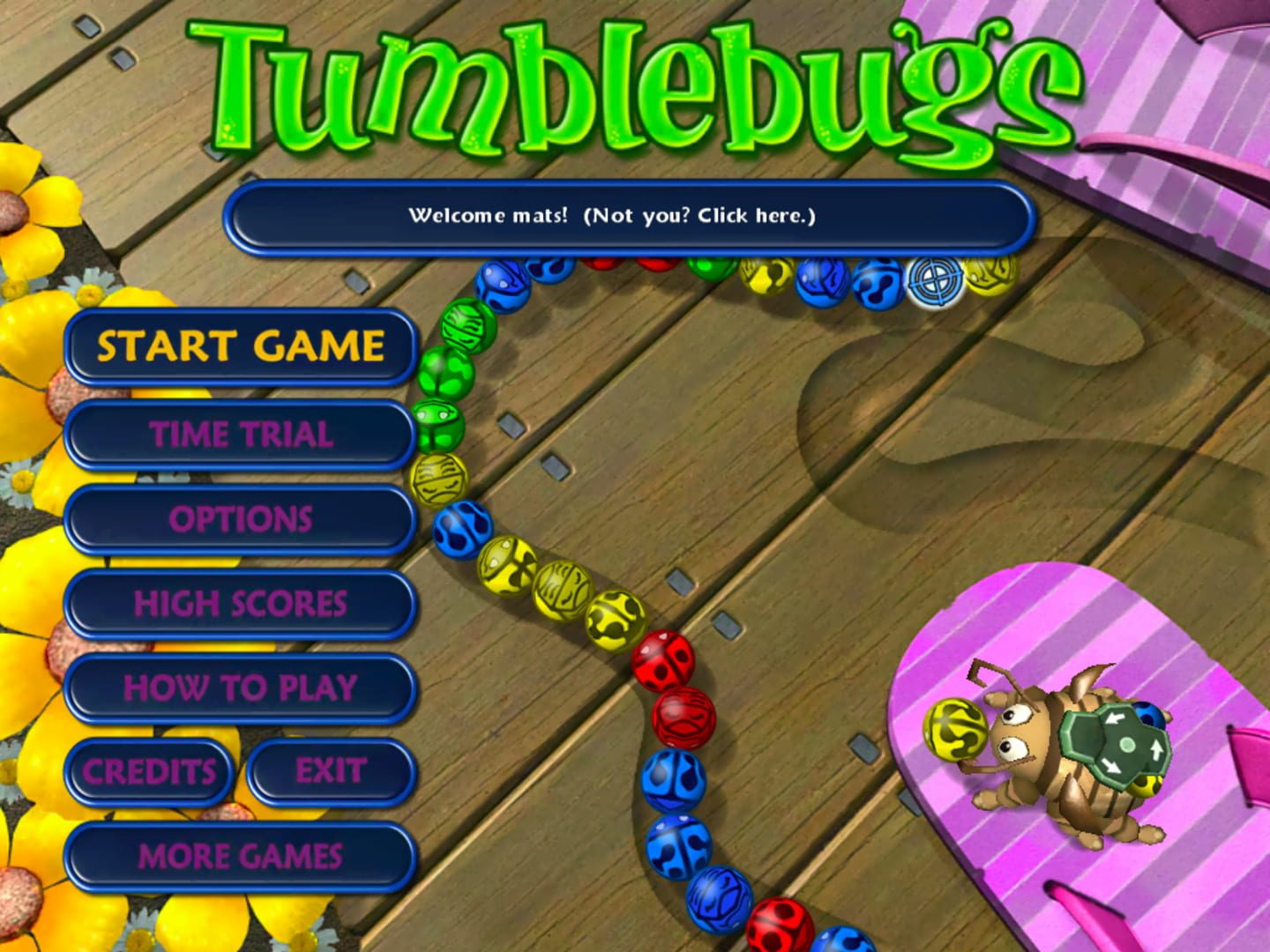 buy Tumblebugs 2 cd key for xbox platform