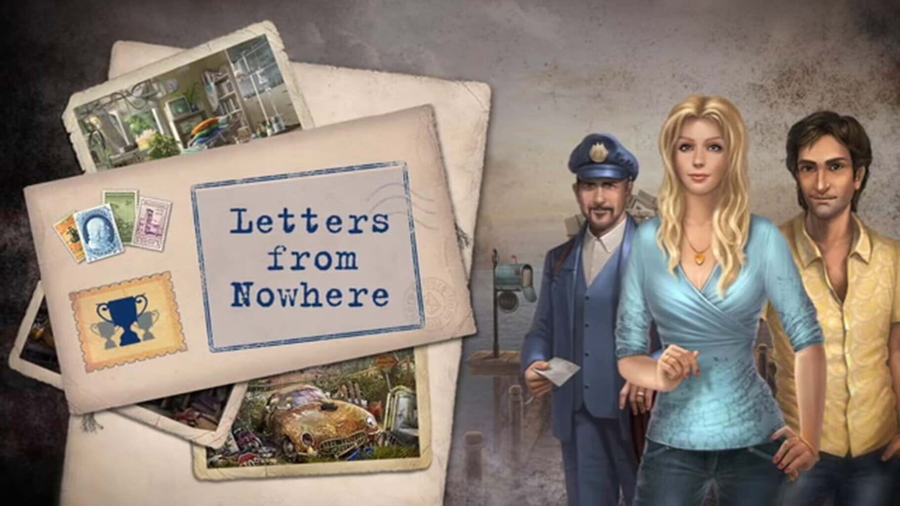 buy Letters From Nowhere cd key for all platform