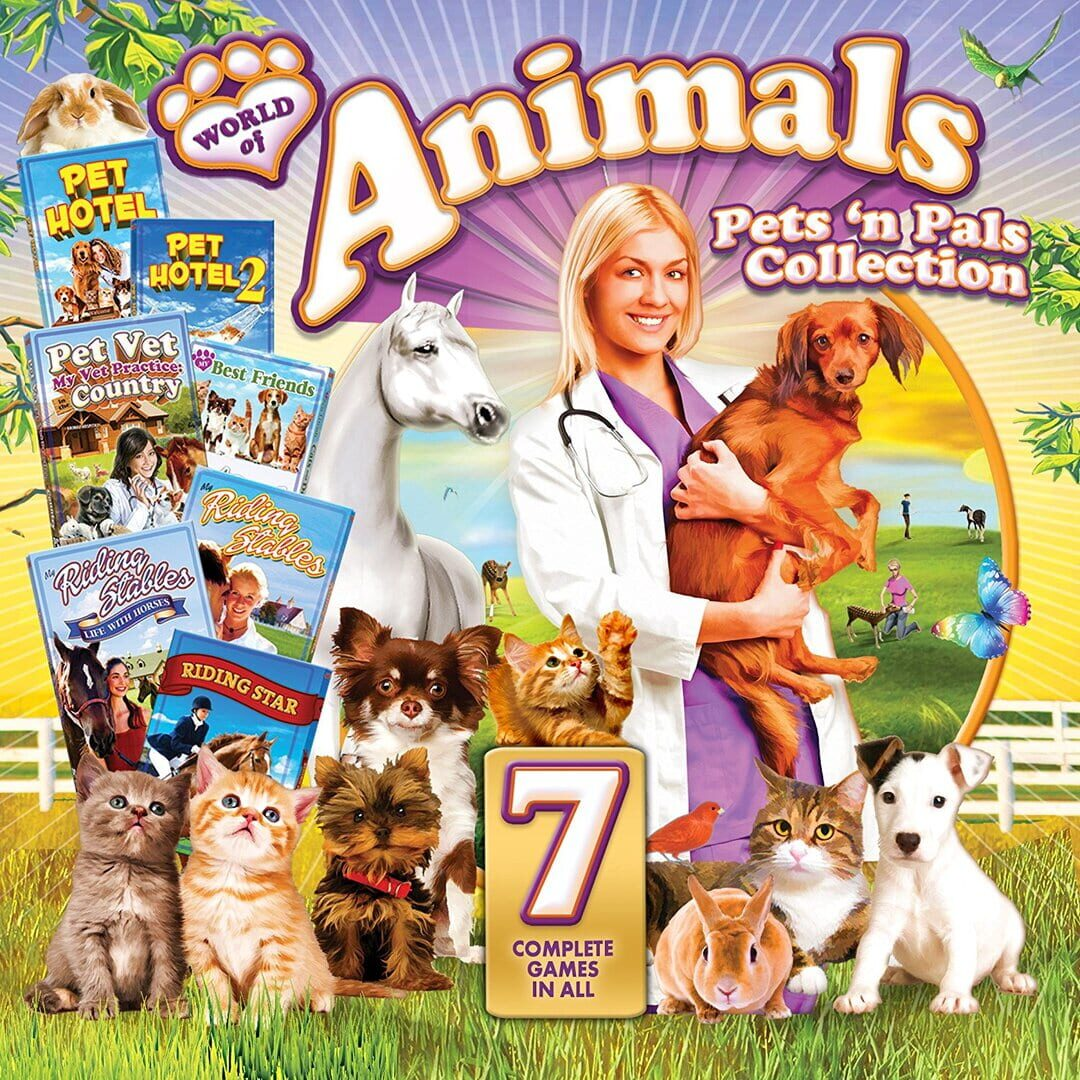 buy World of Animals: Pets 'n Pals Collection cd key for all platform