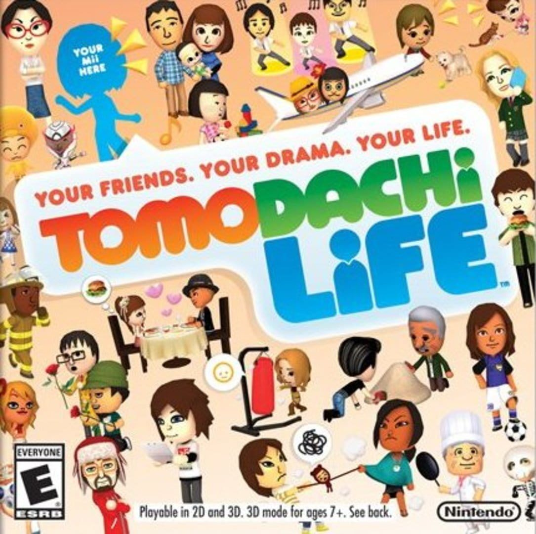 buy Tomodachi Life cd key for all platform