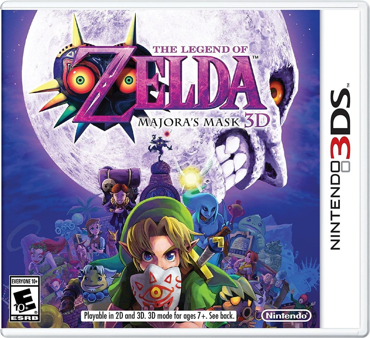 buy The Legend of Zelda: Majora's Mask 3D cd key for all platform