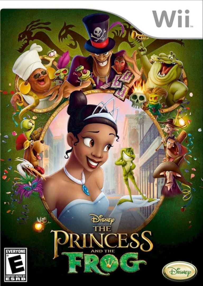 buy The Princess and The Frog cd key for all platform