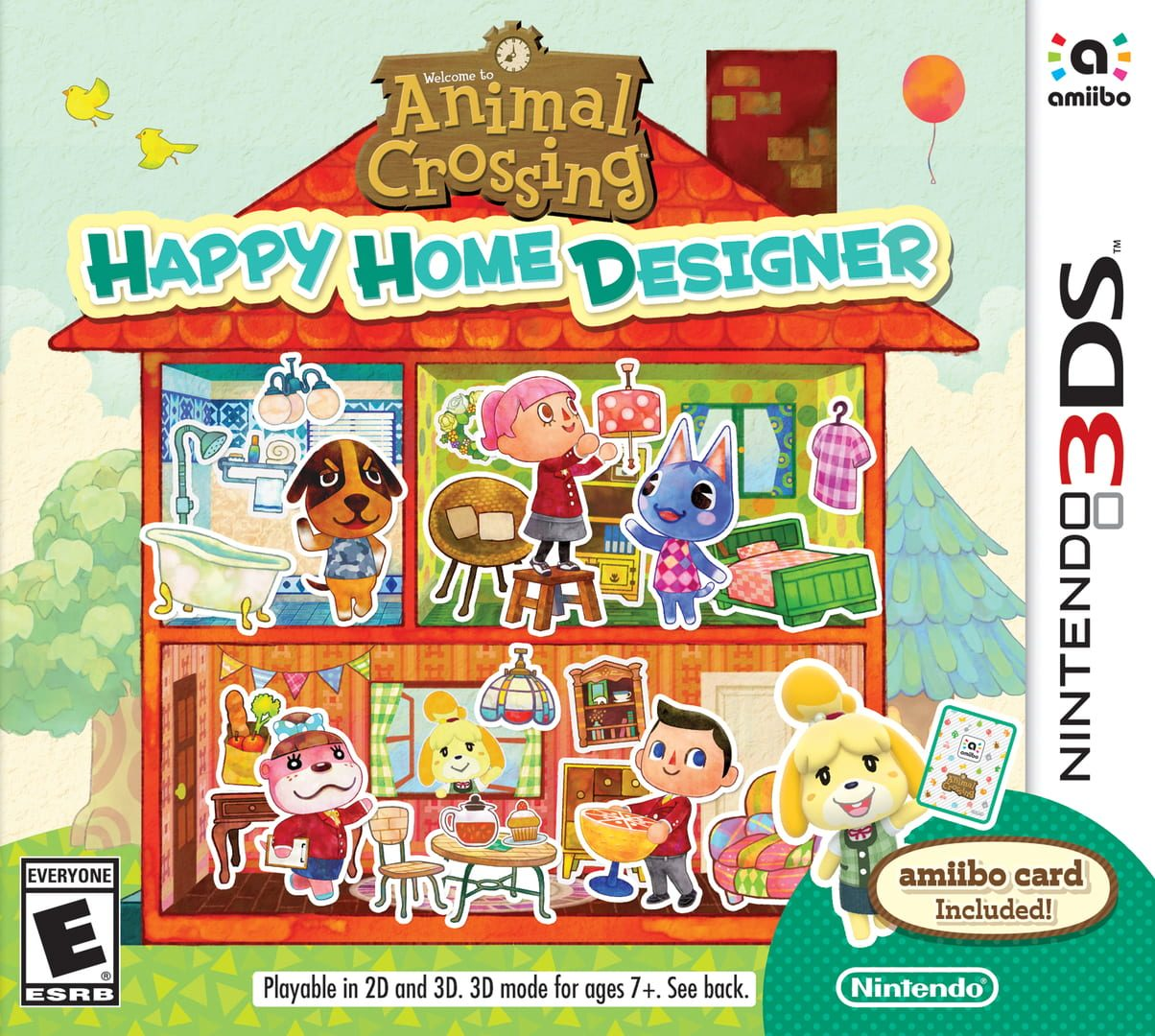 buy Animal Crossing: Happy Home Designer cd key for all platform