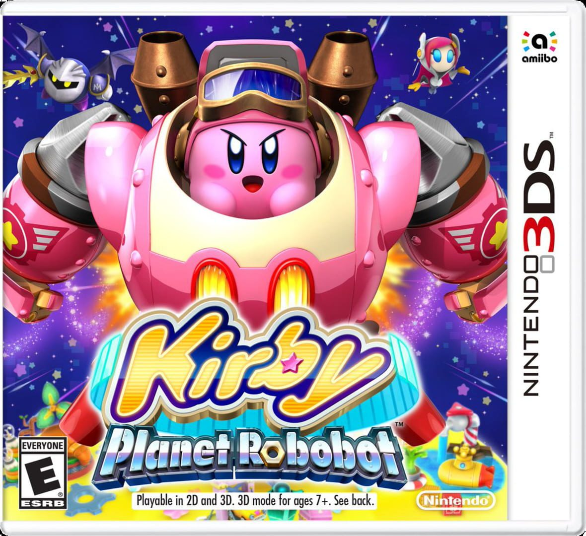 buy Kirby: Planet Robobot cd key for all platform