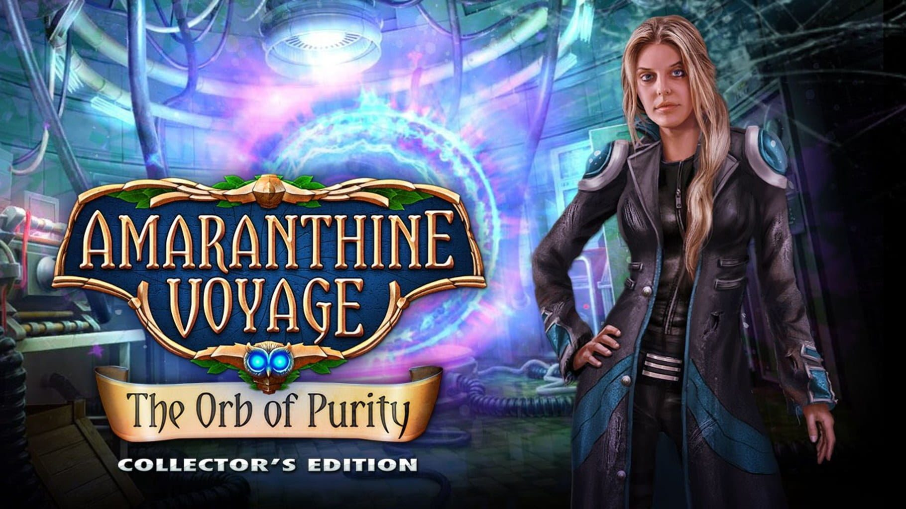 buy Amaranthine Voyage: The Orb of Purity Collector's Edition cd key for pc platform