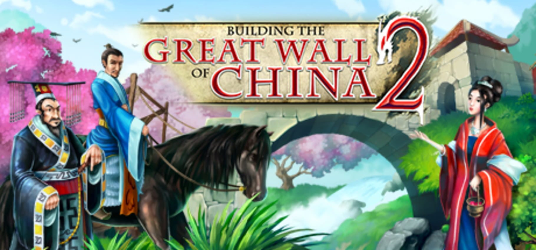 buy Building the Great Wall of China 2 cd key for all platform