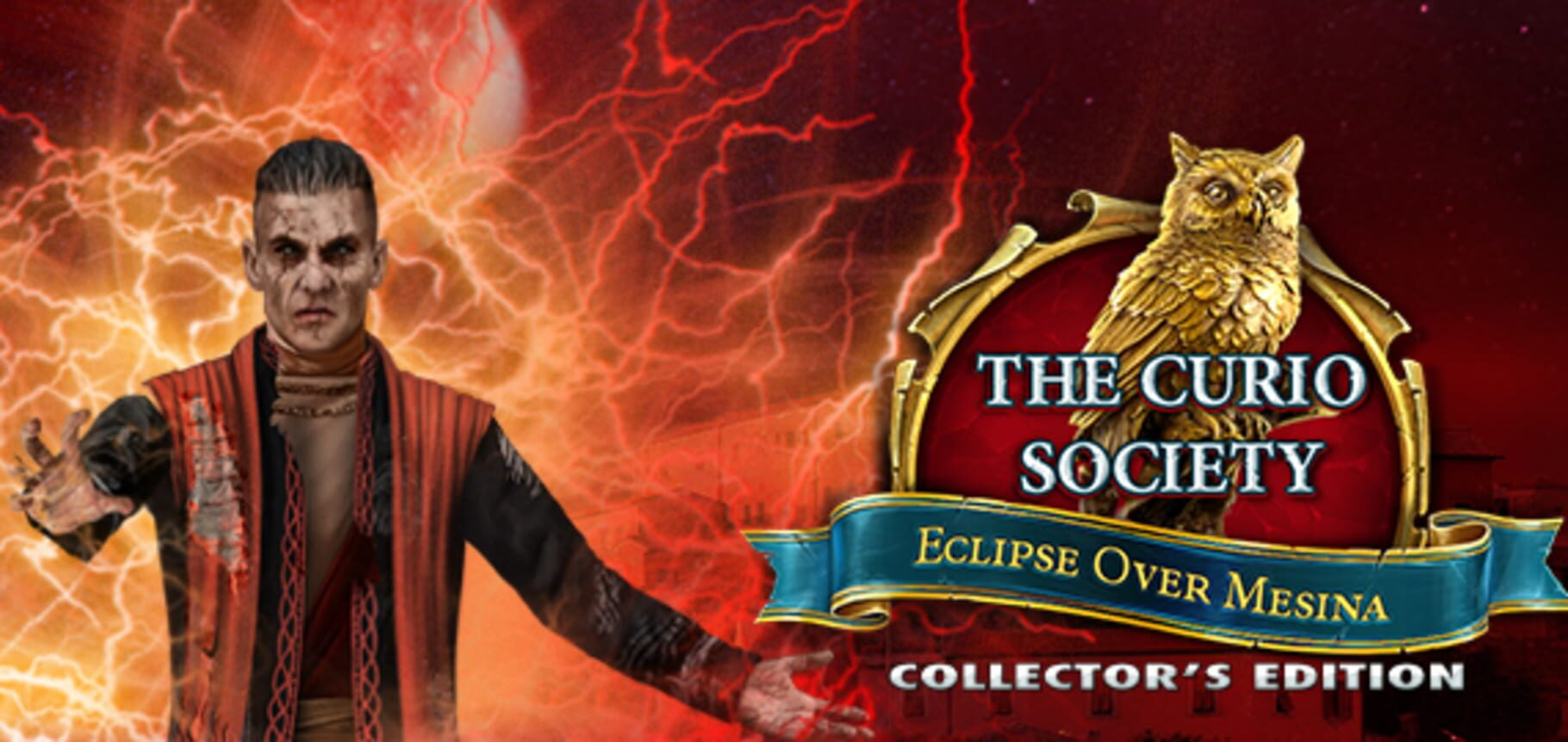 buy The Curio Society: Eclipse Over Mesina cd key for all platform