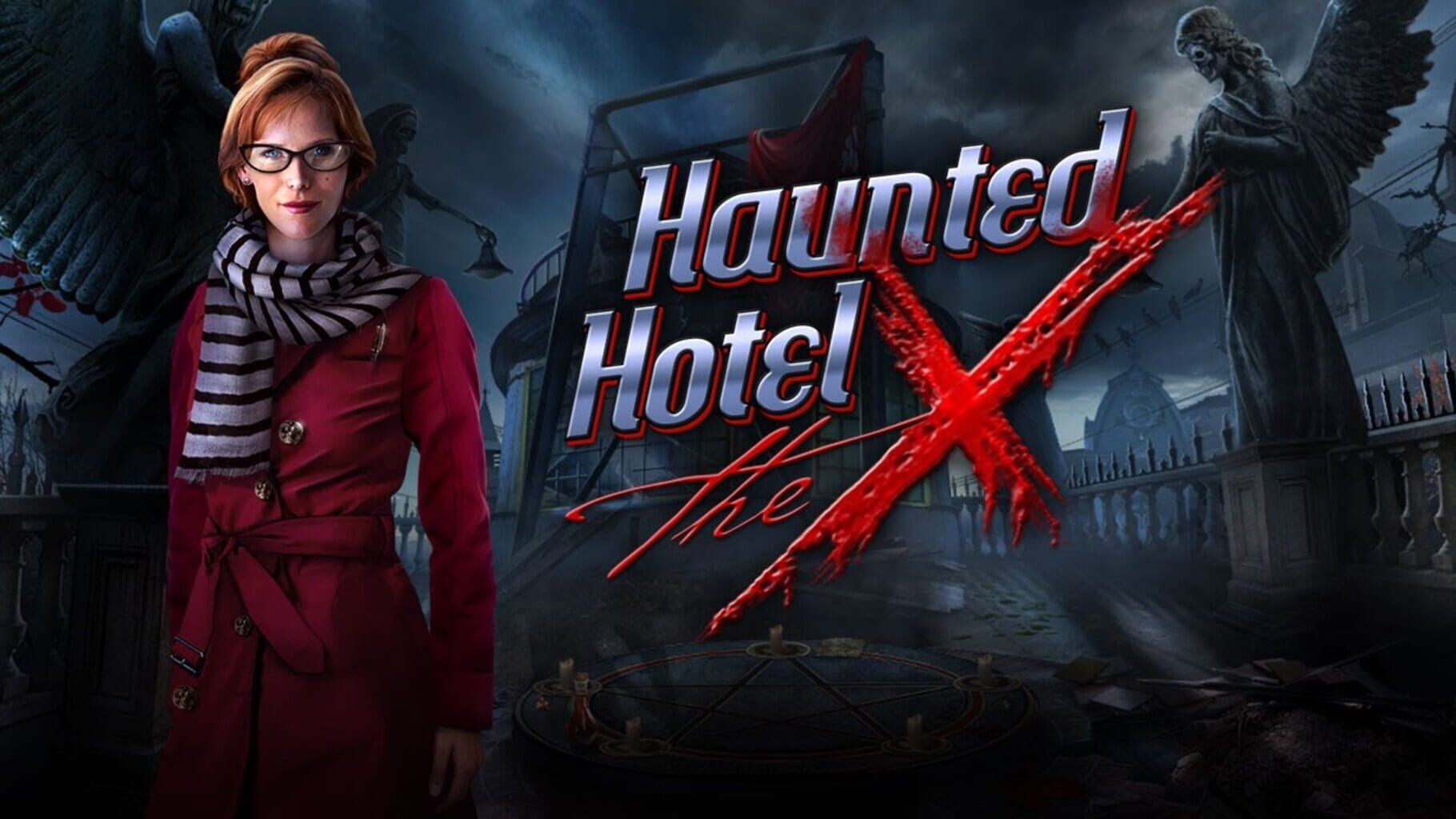 buy Haunted Hotel: The X cd key for all platform