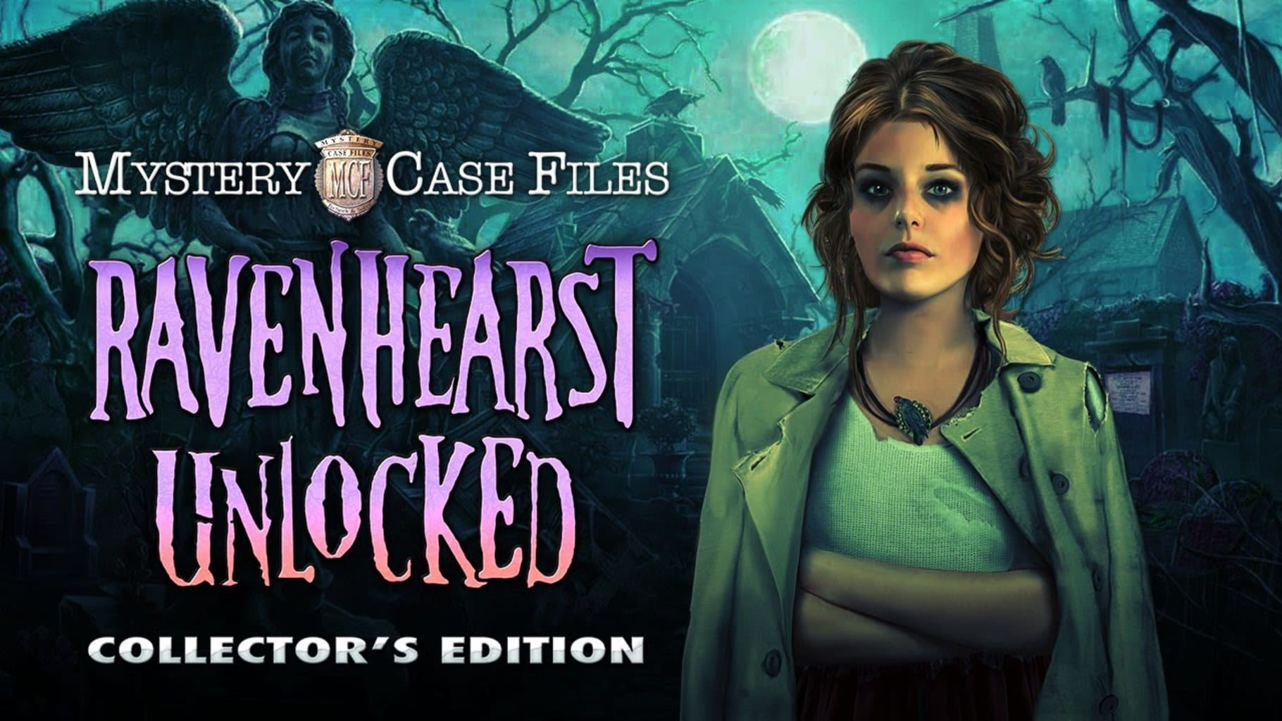 buy Mystery Case Files: Ravenhearst Unlocked Collector's Edition cd key for all platform