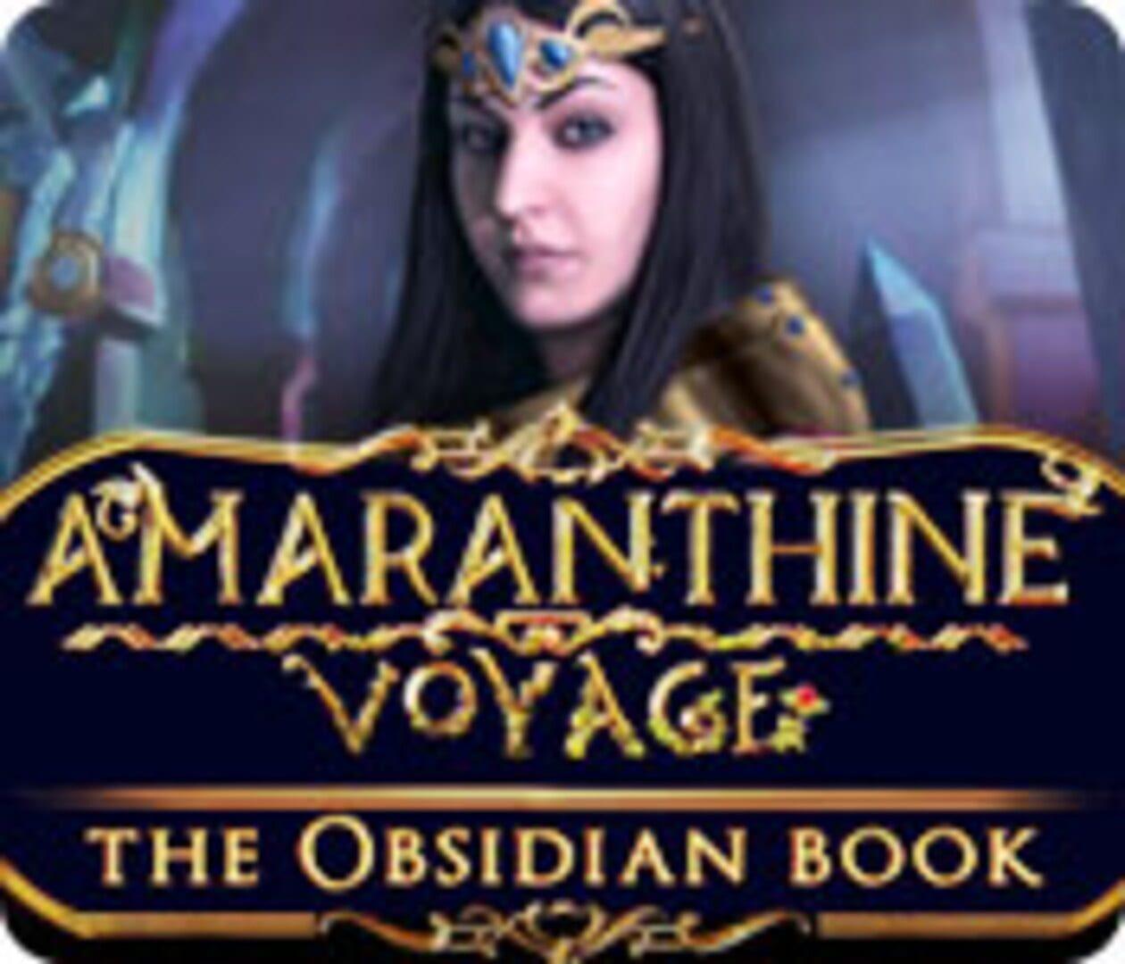 buy Amaranthine Voyage: The Obsidian Book cd key for all platform